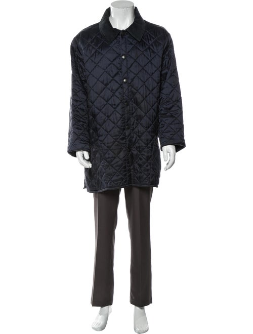Barbour Utility Jacket Blue