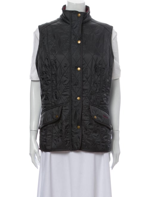 Barbour Vest Black