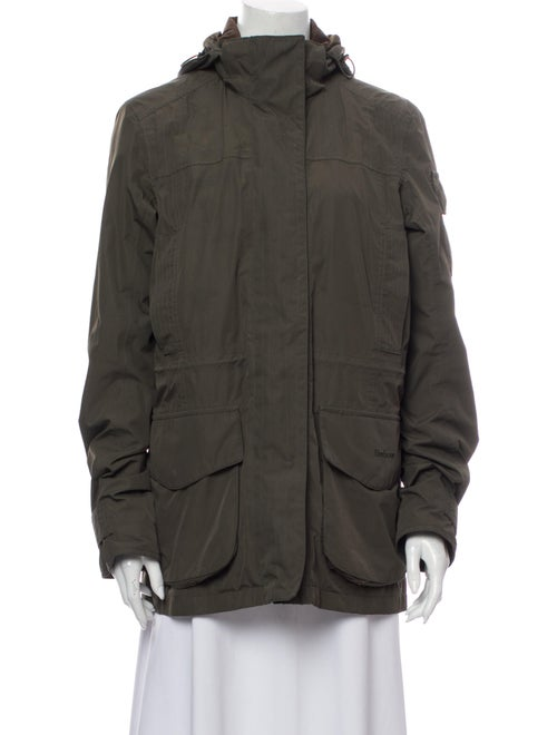 Barbour Utility Jacket Green
