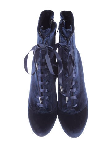 e61a79640 Sam Edelman Velvet Clementine Boots - Shoes - W2W20424
