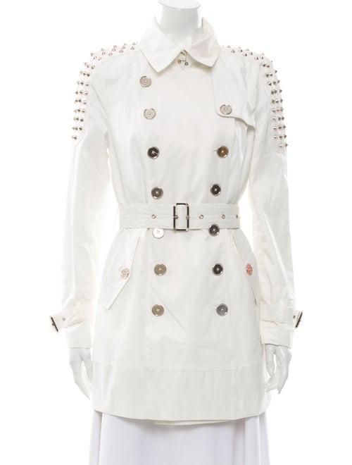 Sam Edelman Trench Coat White
