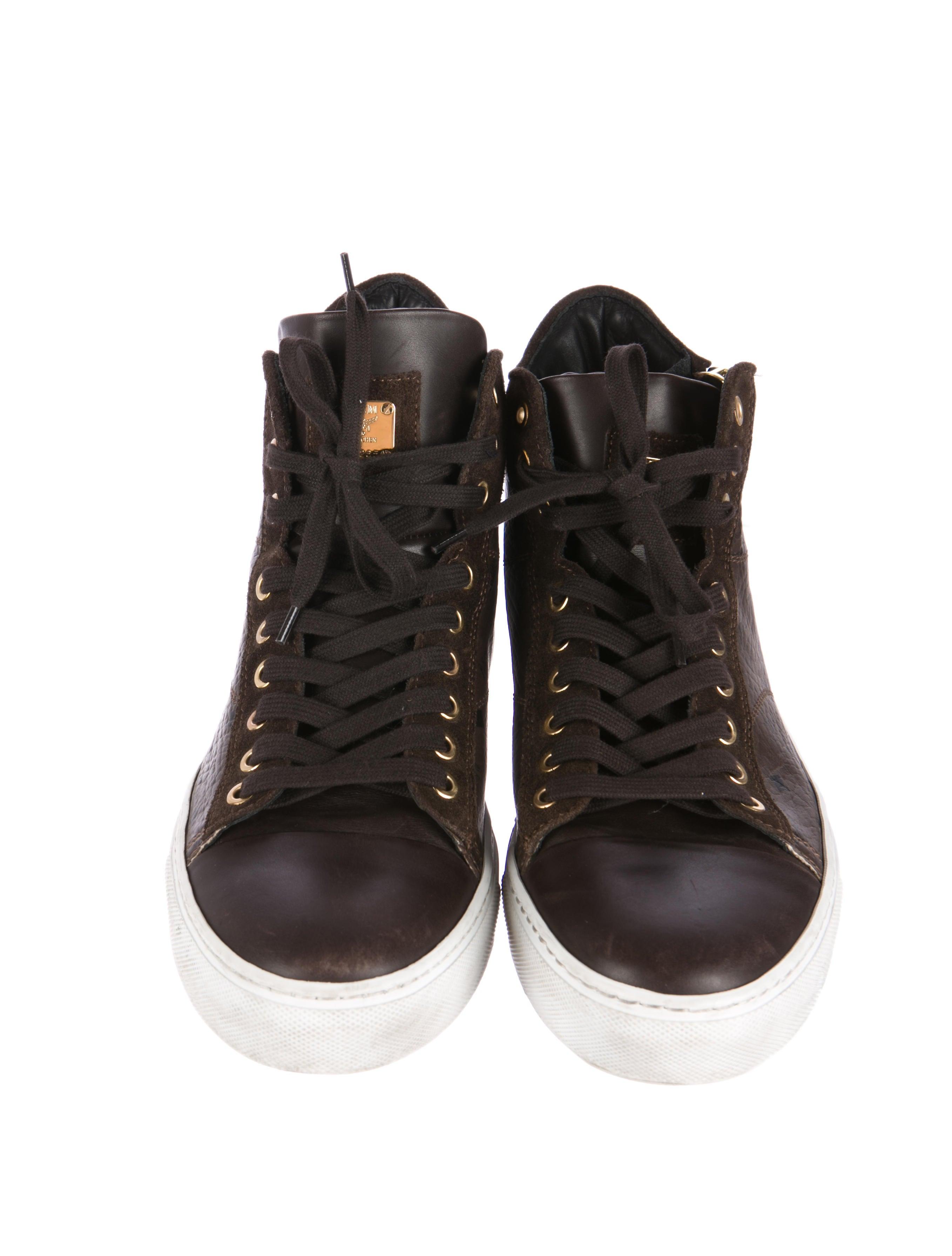 Black Mcm Shoes