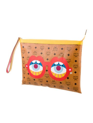 Eyes on the Horizon Clutch