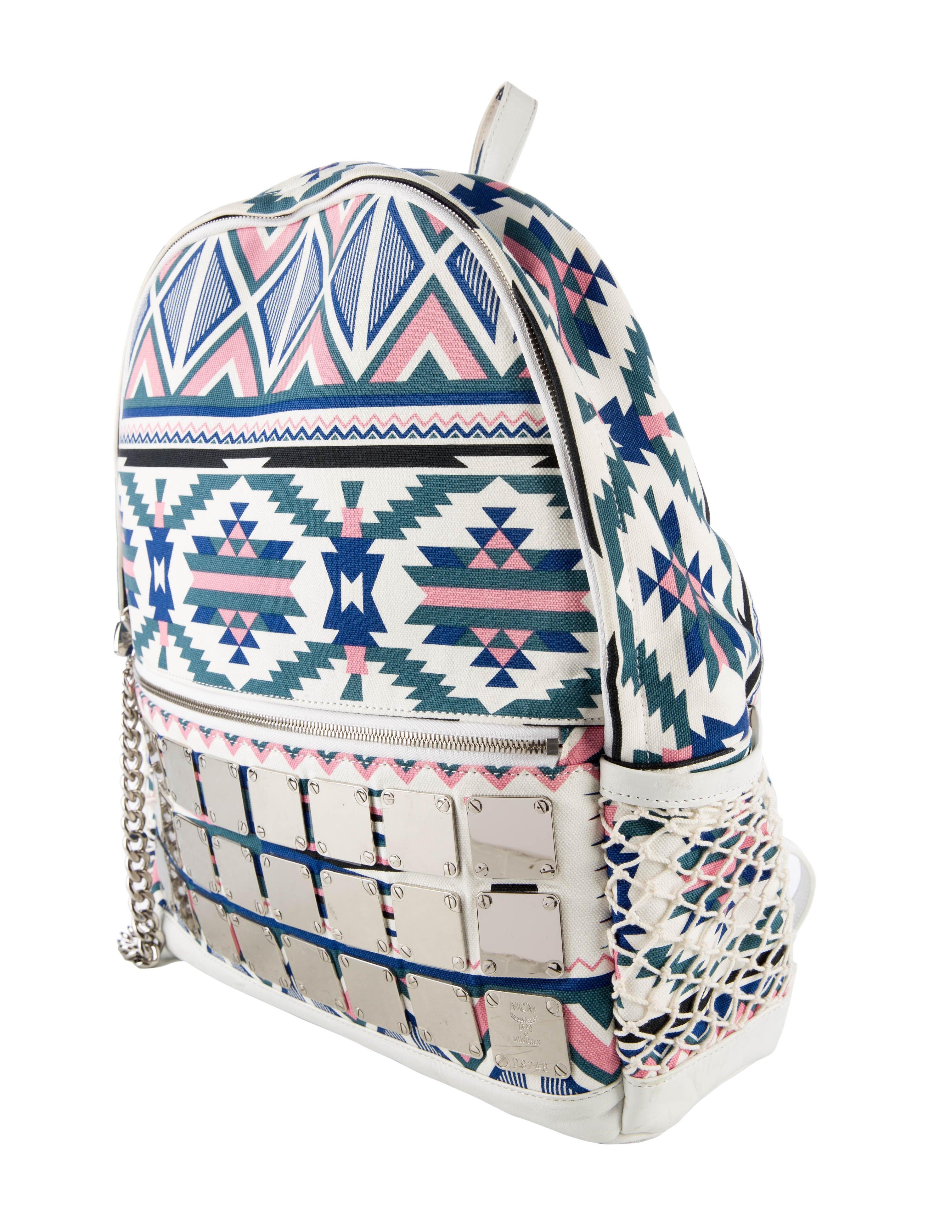 Tribal Canvas Backpack- Fenix Toulouse Handball 005b19b1dfdcf