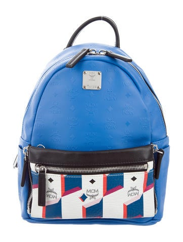 MCM Dual Stark Backpack None