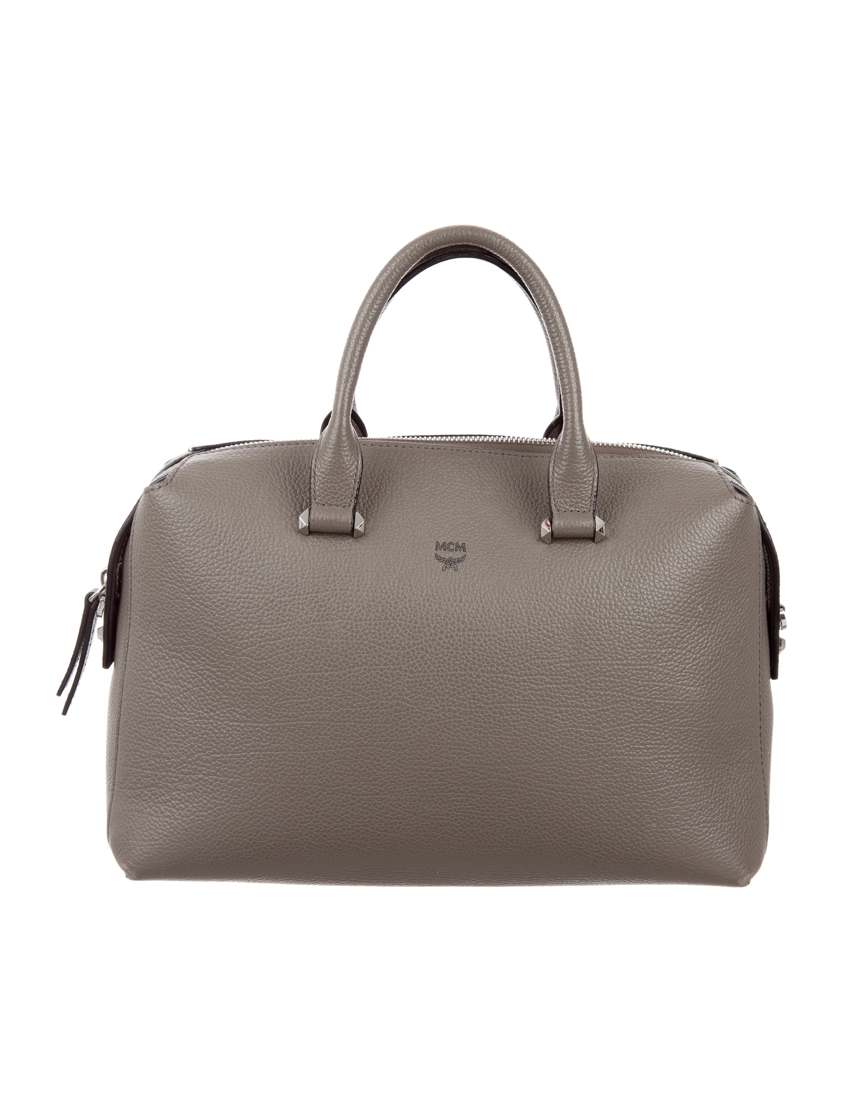533853c8964ce5 MCM Medium Ella Boston Bag - Handbags - W3021779