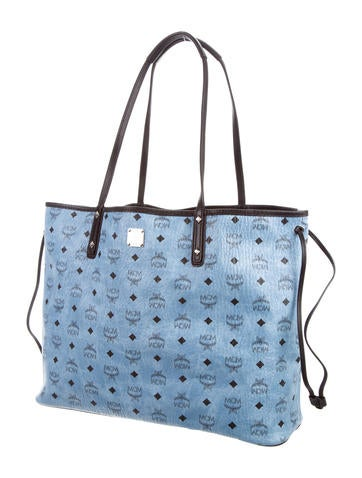 mcm large liz reversible shopper handbags w3022235. Black Bedroom Furniture Sets. Home Design Ideas