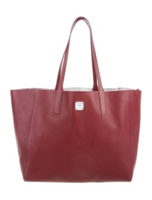 6b940c08f MCM. Reversible Leather Tote