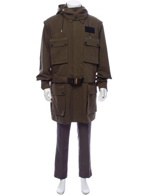MCM Coat Green