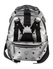 MCM Jemison 2-in-1 Visetos Backpack w/ Tags