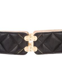 3.1 Phillip Lim Wide Leather Waist Belt