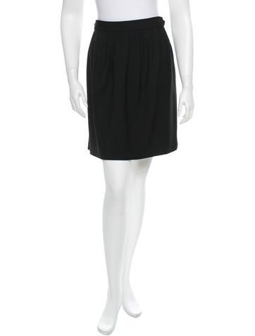 3.1 Phillip Lim Wool Skirt None