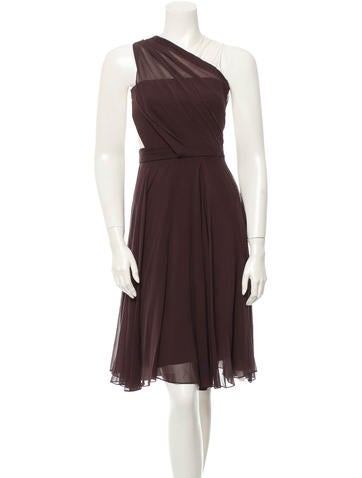 3.1 Phillip Lim Silk Dress None