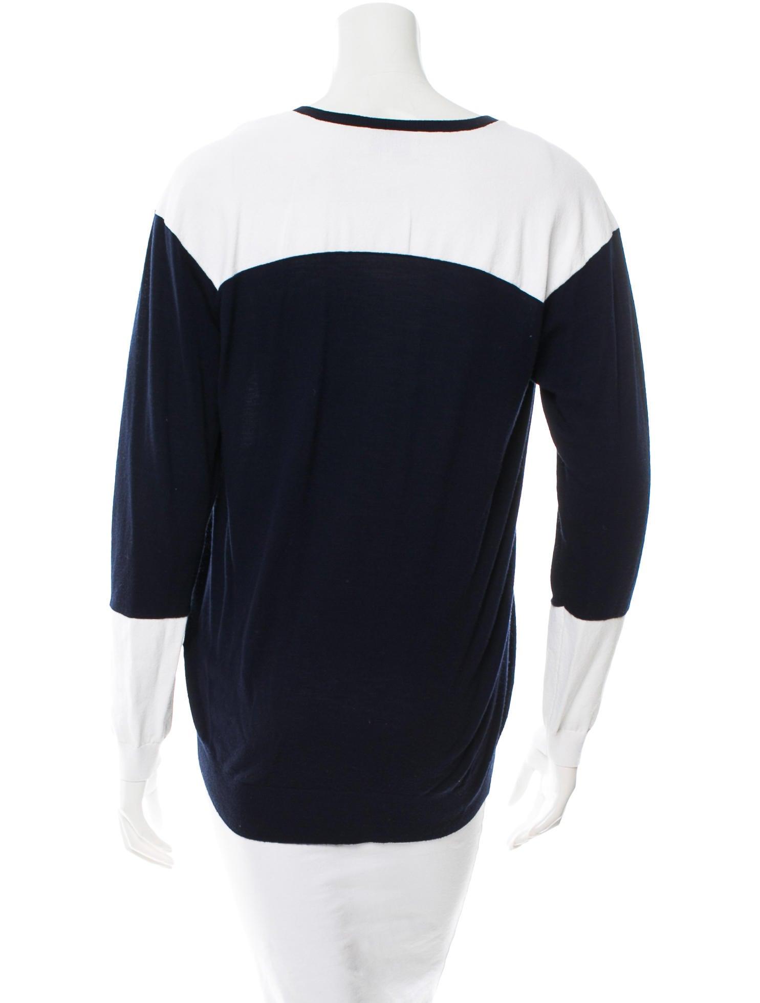 3 1 phillip lim merino wool top clothing w31ph30697 for Best wool shirt jackets