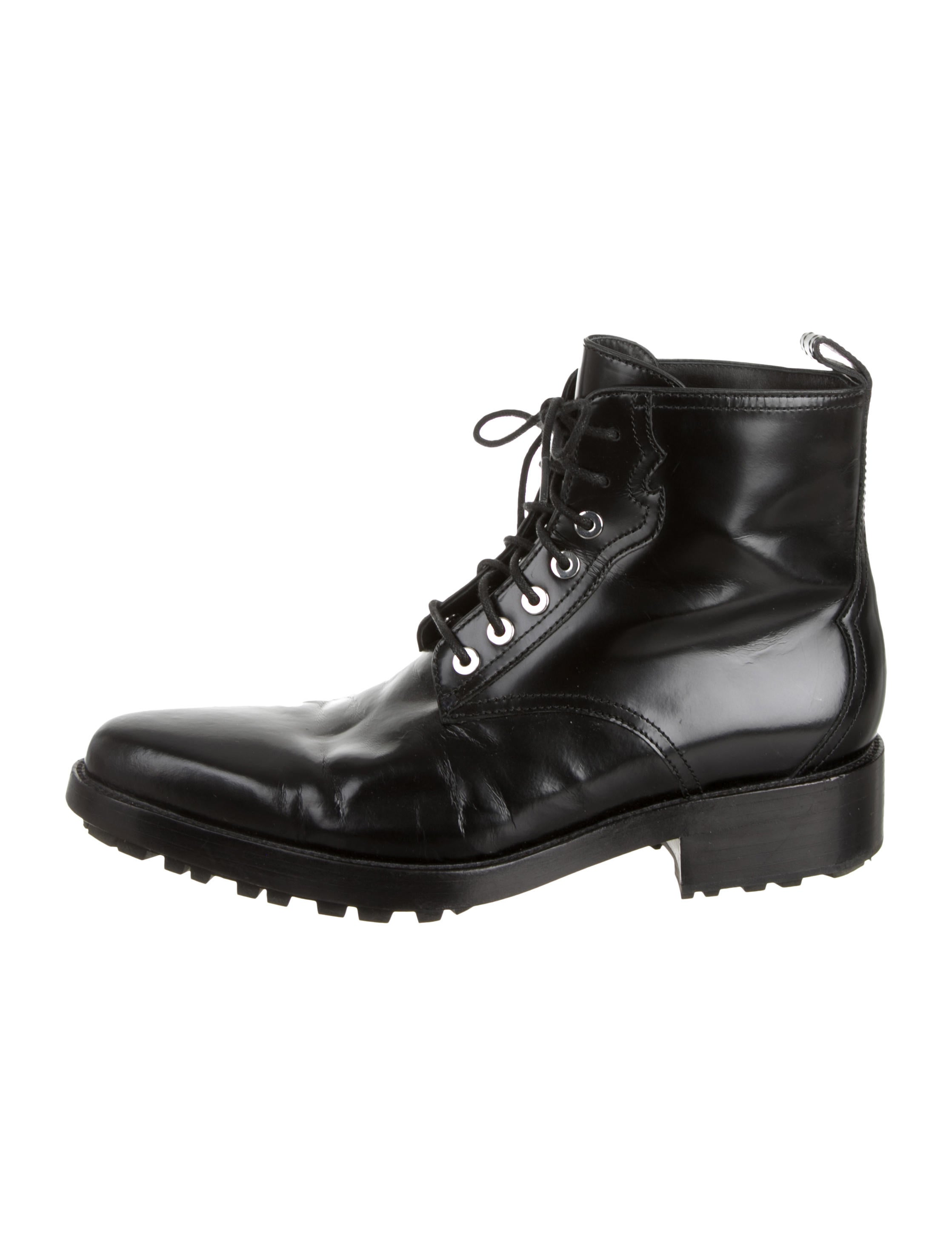 3 1 phillip lim leather lace up ankle boots shoes