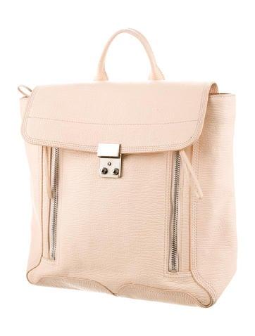 Leather Pashli Backpack