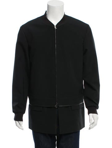 3.1 Phillip Lim Extended Convertible Jacket None