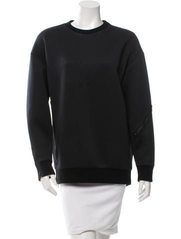3.1 Phillip Lim Long Sleeve Sweatshirt None