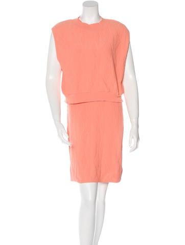 3.1 Phillip Lim Sleeveless Knit Dress w/ Tags None