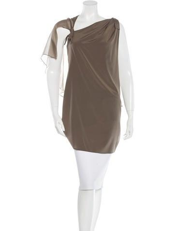 3.1 Phillip Lim Asymmetrical Silk Top None