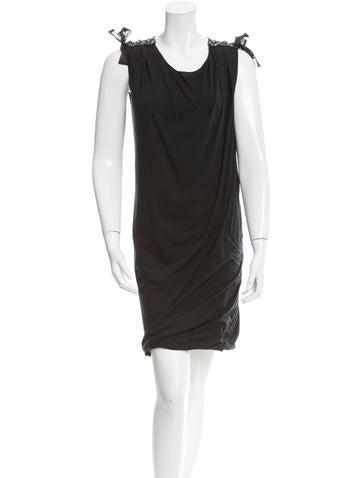 3.1 Phillip Lim Embellished Sleeveless Dress