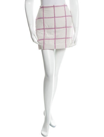 3.1 Phillip Lim Wool Puffer Skirt w/ Tags None
