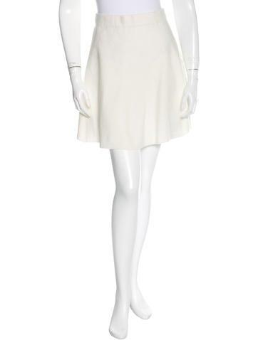 3.1 Phillip Lim Wool Mini Skirt w/ Tags None