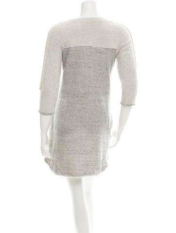 Mini Sweatshirt Dress