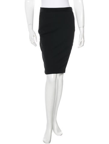 3.1 Phillip Lim Classic Pencil Skirt None