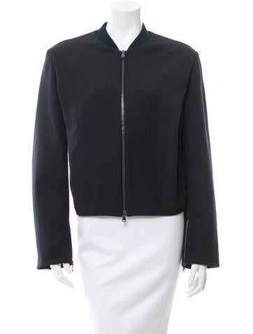 3.1 Phillip Lim Wool Bomber Jacket w/ Tags None