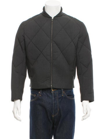 3.1 Phillip Lim Wool Quilted Jacket None