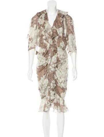 3.1 Phillip Lim Silk Midi Dress w/ Tags None