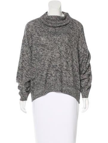 3.1 Phillip Lim Oversize Turtleneck Sweater None