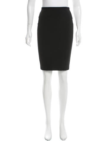 3.1 Phillip Lim Knee-Length Pencil Skirt None