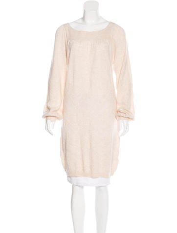 3.1 Phillip Lim Alpaca-Blend Sweater Dress w/ Tags None