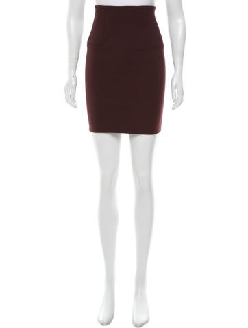 3.1 Phillip Lim Knit Pencil Skirt None