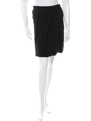 3.1 Phillip Lim Silk Mini Skirt w/ Tags None
