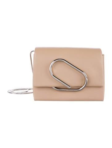 3.1 Phillip Lim 2017 Micro Alix Crossbody Bag w/ Tags