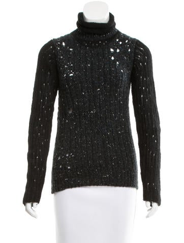 3.1 Phillip Lim Wool-Blend  Knit Sweater