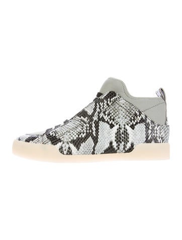 Morgan Embossed Sneakers