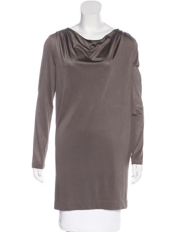 3.1 Phillip Lim Cowl Neck Long Sleeve Tunic w/ Tags None