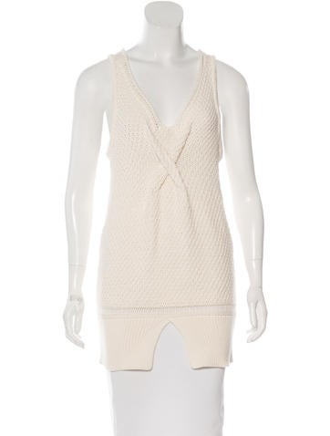 3.1 Phillip Lim Sleeveless Knit Top w/ Tags None