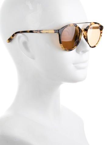 Tortoiseshell Cat 3 Sunglasses