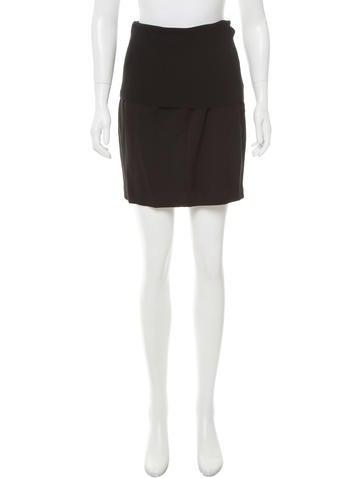 3.1 Phillip Lim High-Rise Pencil Skirt None