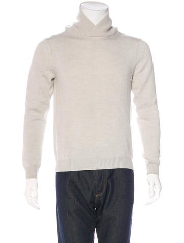 3.1 Phillip Lim Wool Knit Sweater None