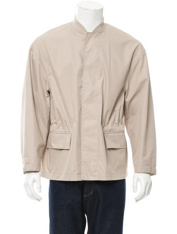 3.1 Phillip Lim Lightweight Bomber Jacket None