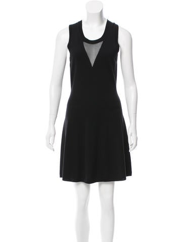 3.1 Phillip Lim Wool Knee-Length Dress None