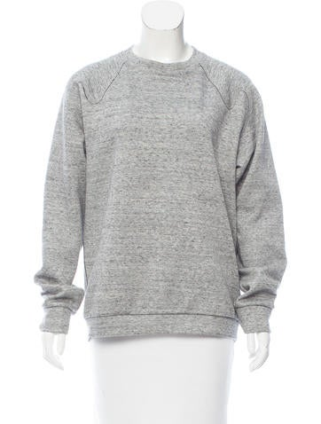 3.1 Phillip Lim Oversize Long Sleeve Top None