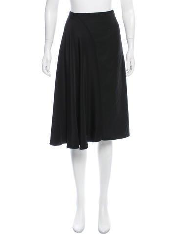 3.1 Phillip Lim Wool & Silk Skirt w/ Tags None
