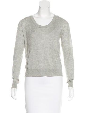 3.1 Phillip Lim Silk & Cashmere-Blend Sweater None